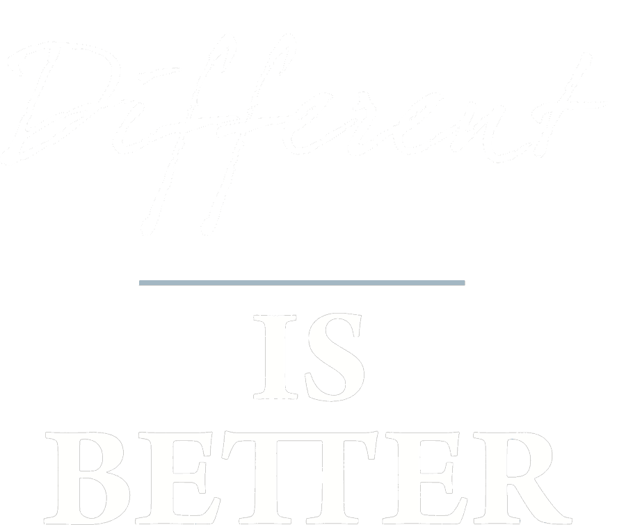 Different is Better